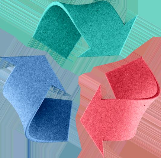 Recycing logo